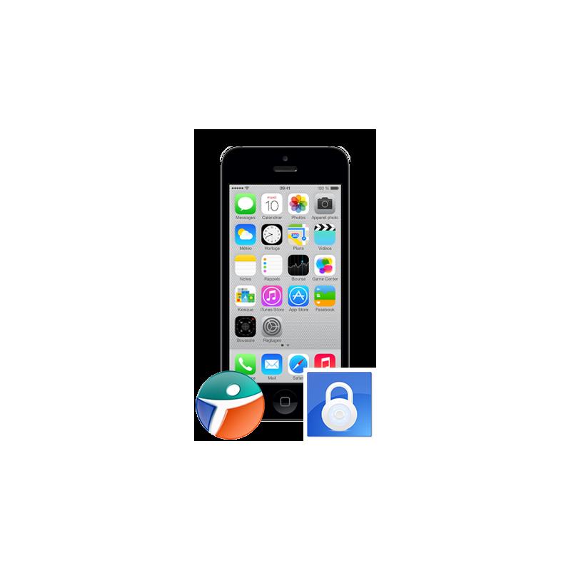 d blocage iphone 5c officiel orange sfr bouygue d simlocker smartphone. Black Bedroom Furniture Sets. Home Design Ideas