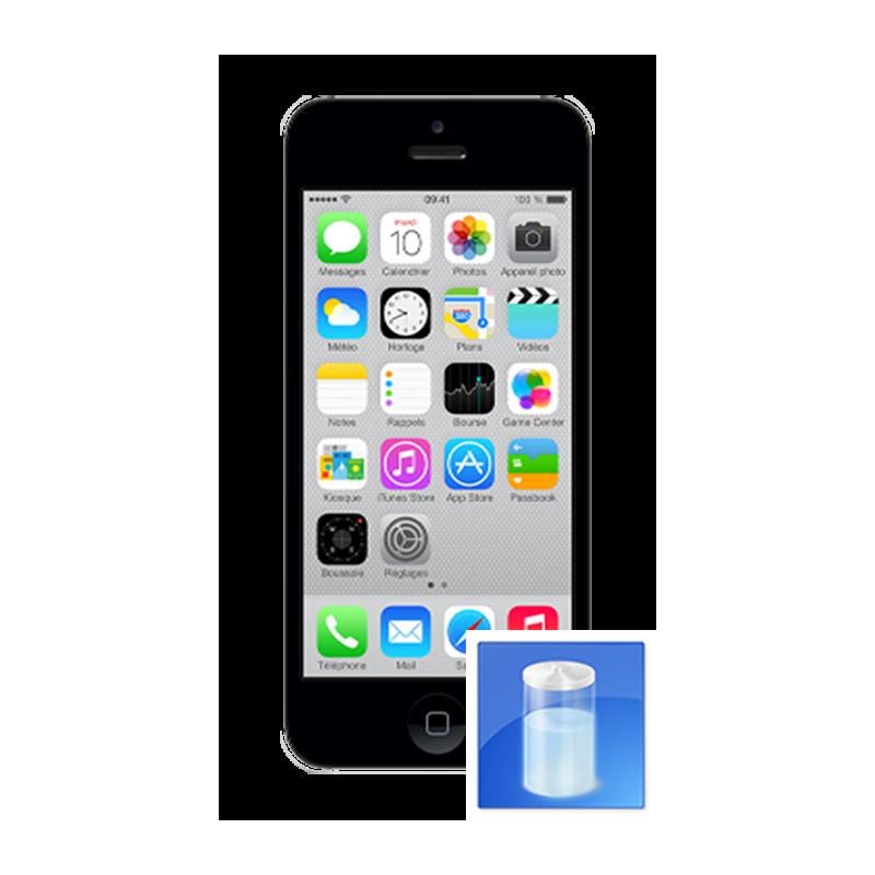 gagner autonomie iphone 5