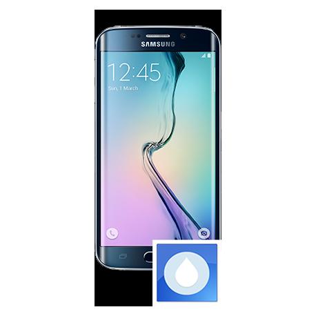 d soxydation smartphone galaxy s6 edge tomber dans l 39 eau reparphone29. Black Bedroom Furniture Sets. Home Design Ideas