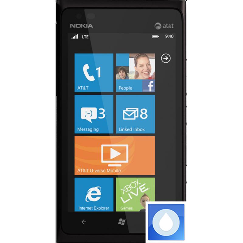 d soxydation smartphone nokia lumia 900 tomber dans l 39 eau reparphone29. Black Bedroom Furniture Sets. Home Design Ideas