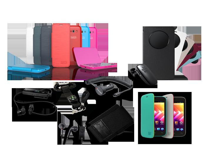 Vente accessoires smartphone