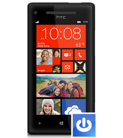 Remplacement Bouton Power HTC 8X