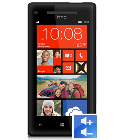 Remplacement Bouton Volume HTC 8X