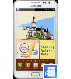 Forfait récupération des données supprimées Galaxy Note 1