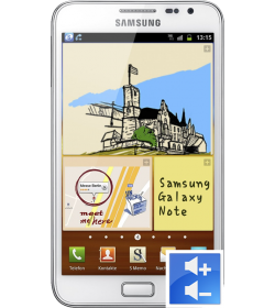 Remplacement Bouton Volume Galaxy Note 1