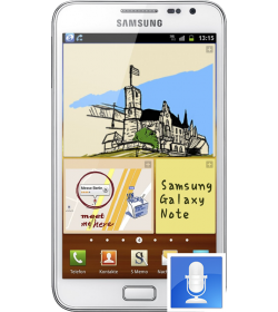 Remplacement Micro Galaxy Note 1