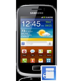 Forfait récupération des données supprimées Galaxy Ace 2