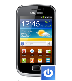 Remplacement Bouton Power Galaxy Ace 2