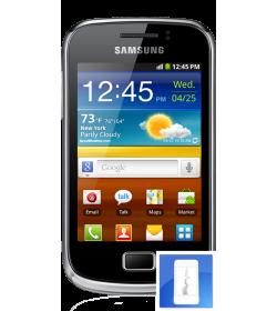 Remplacement écran LCD + Vitre tactile Galaxy Ace 2