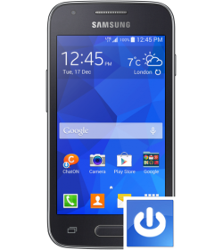 Remplacement Bouton Power Galaxy Ace 4