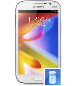 Remplacement Batterie Galaxy Grand