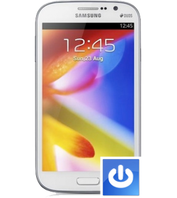 Remplacement Bouton Power Galaxy Grand