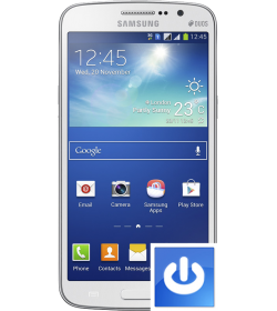 Remplacement Bouton Power Galaxy Grand 2