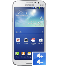 Remplacement Bouton Volume Galaxy Grand 2