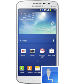 Remplacement Connecteur Charge Galaxy Grand 2