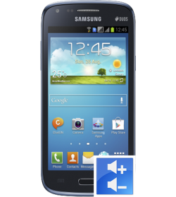 Remplacement Bouton Volume Galaxy Core