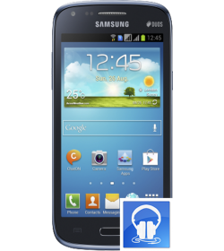 Remplacement Prise Jack Galaxy Core