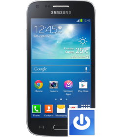 Remplacement Bouton Power Galaxy Core Plus
