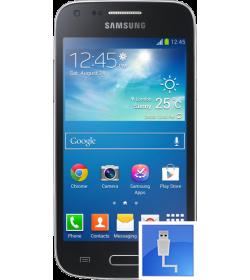 Remplacement Connecteur Charge Galaxy Core Plus