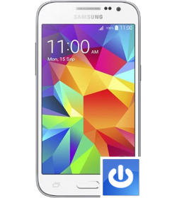Remplacement Bouton Power Galaxy Core Prime