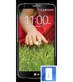 Remplacement écran LCD + Vitre tactile G2