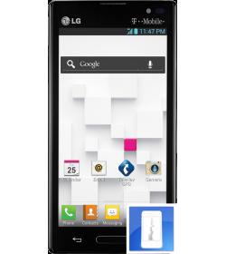 Remplacement écran LCD Optimus L9
