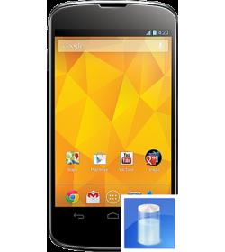 Remplacement Batterie Nexus 4
