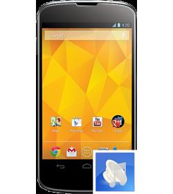 Remplacement écouteur interne Nexus 4
