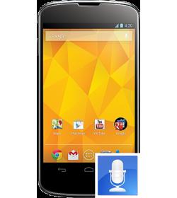 Remplacement Micro Nexus 4