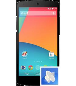 Remplacement écouteur interne Nexus 5