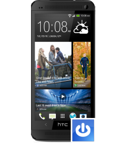 Remplacement Bouton Power HTC One