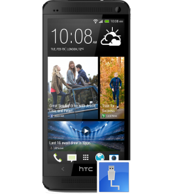 Remplacement Connecteur Charge HTC One