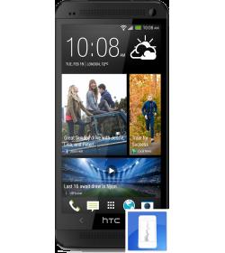 Remplacement écran LCD + vitre tactile HTC One