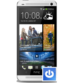 Remplacement Bouton Power HTC One M7