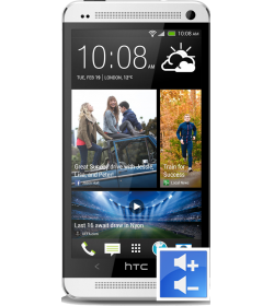 Remplacement Bouton Volume HTC One M7