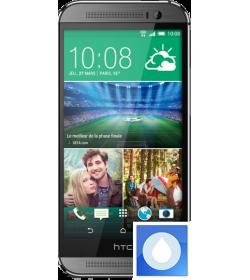 Désoxydation HTC One M8