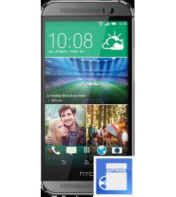 Forfait récupération des données supprimées HTC One M8
