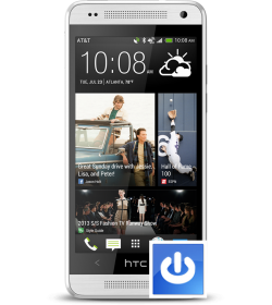 Remplacement Bouton Power HTC One mini