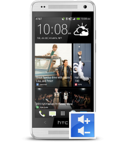 Remplacement Bouton Volume HTC One mini