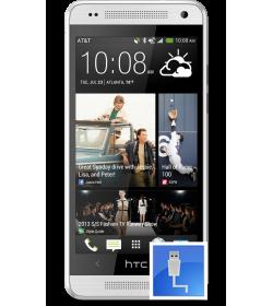 Remplacement Connecteur Charge HTC One mini