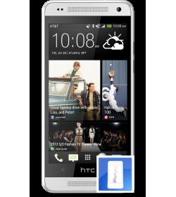 Remplacement écran LCD + vitre tactile HTC One mini