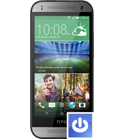 Remplacement Bouton Power HTC One mini 4