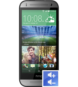 Remplacement Bouton Volume HTC One mini 4