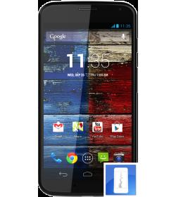 Remplacement écran LCD Moto X