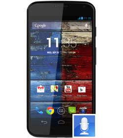Remplacement Micro Moto X