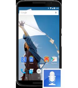 Remplacement Micro Nexus 6