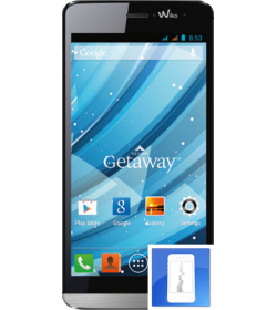 Remplacement écran LCD Getaway