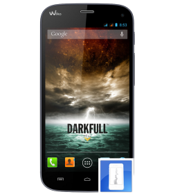Remplacement vitre tactile Darkfull