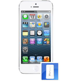 Remplacement Vitre écran Cassé IPhone 5