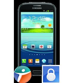 Déblocage Galaxy S3
